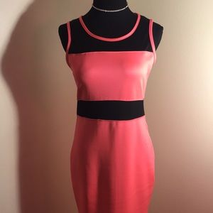 Candy Pink BodyCon Dress